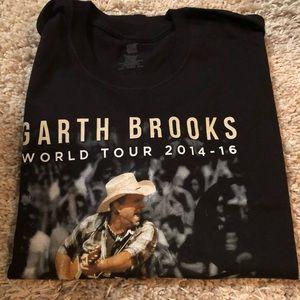 Tops - Garth Brooks T-Shirt Unisex XL